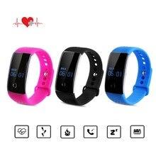 Diggro S1 смарт-браслет сердечного ритма Мониторы крови кислородом спортивный браслет Фитнес трекер Смарт часы сна Мониторы Smart Band