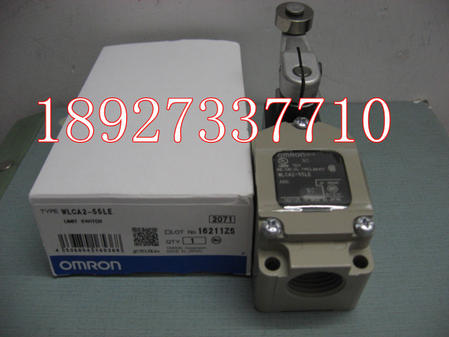[ZOB] 100% brand new original authentic Omron omron limit switch factory direct WLCA2-55LE [zob] 100 new original authentic omron omron level switch 61f gp n ac220v 2pcs lot