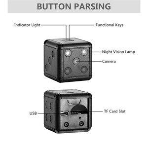 Image 3 - 1080P HD מיני מצלמה מצלמת קוביות תנועה מעקב וידאו ראיית לילה מצלמת וידאו תמיכת Tf כרטיס SQ16