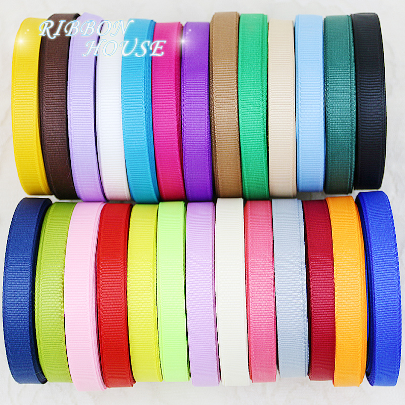10 meters lot 3 8 10mm grosgrain ribbon wholesale gift wrap decoration christmas ribbons