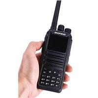 מכשיר הקשר 2 יח Baofeng DM-1701 Tier מכשיר הקשר ארוך טווח DMR אני & רדיו חובבים דיגיטליות Band Dual Slot II Dual זמן Telsiz Baofeng Dm 1701 (5)