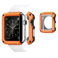 SGP Protector Abdeckung Für Apple Uhr 6 SE Fall 44mm 40mm 42mm 38mm PC Fall Für iwatch 6 5 4 3 2 Anti-herbst Rahmen Shell Zubehör