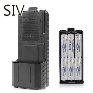 SIV Battery Storage Box 6 x AA