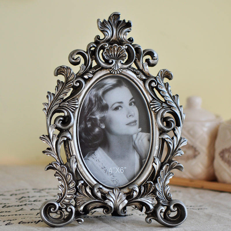 Us 13 77 5 Off Fashion Vintage Photo Frame Personalized Photo Frame Photo Frame Combination Resin In Frame From Home Garden On Aliexpress Com