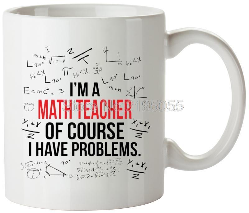 519a40c67c3 Math Teacher Problems Funny Coffee Mug coffee mugs-in Mugs from Home ...