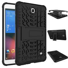 Heavy Duty Defender Rugged Armor Dazzle Shockproof KickStand Funda Case For Samsung Galaxy Tab 4 7.0 T230 T231 T235 Tablet Cover