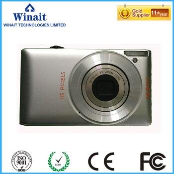 16 Mega Pixels Digital Camera With 4X Digital Zoom 3X Optical Zoom Camera 2.7'' Inch Camera Digital Mini Camera DC-560
