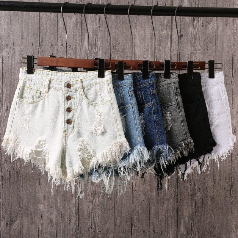 Sexy jeans shorts compra lotes baratos de sexy jeans for Agujeros femeninos
