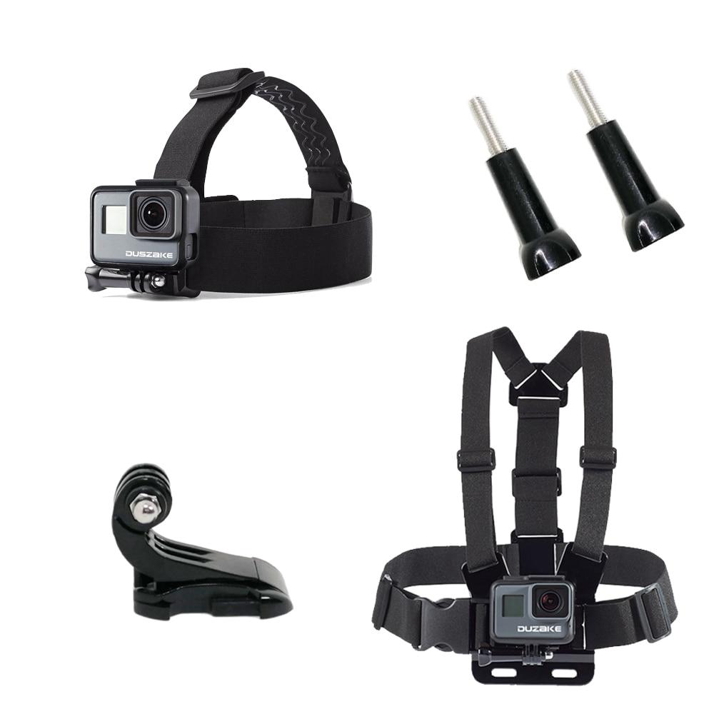 Prsni nosač za glavu za Gopro Hero 5 4 pribor Set SJCAM SJ4000 - Kamera i foto - Foto 1