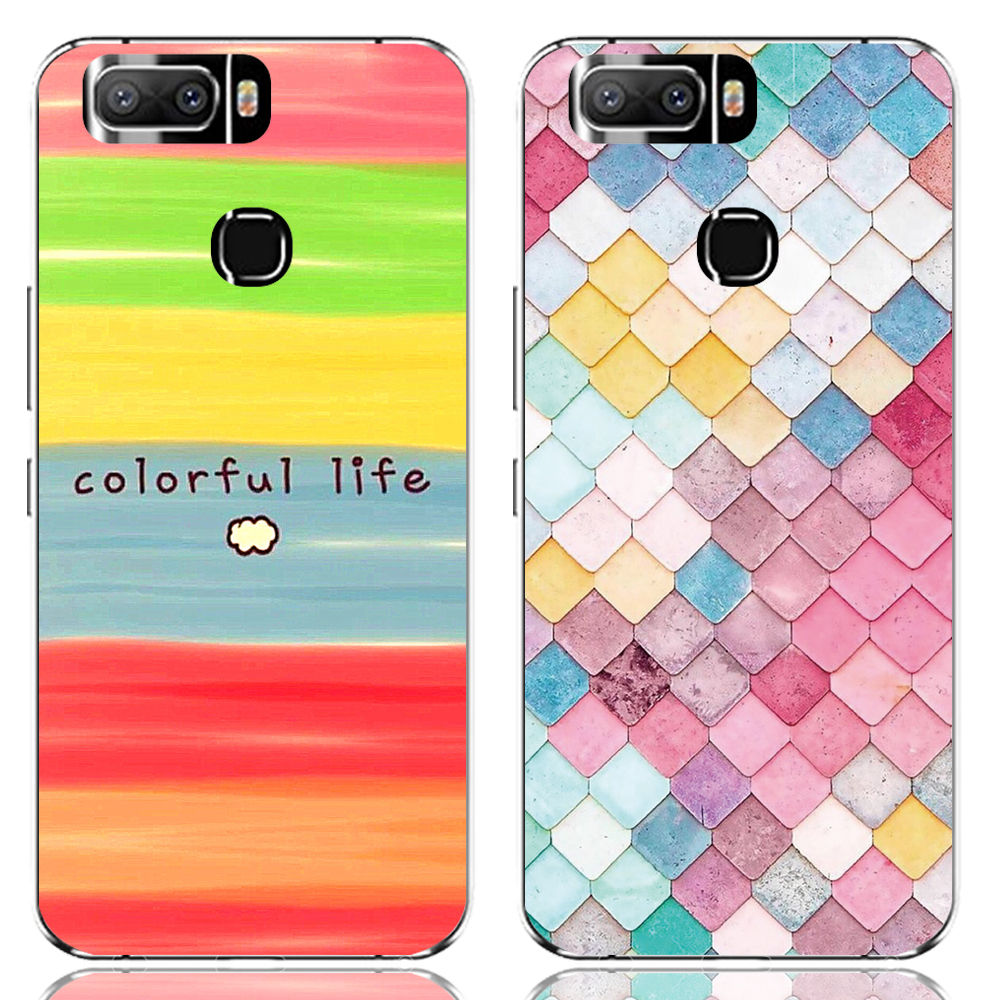 Phone Case For Leagoo S8 Pro 5.99 Inch Fashion Design High Quality Art Painted Back Cover TPU Soft Silicone Case