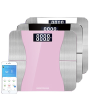 S4 180kg 25 Body Data Smart Scales Bathroom Weighing Floor Scale Household Fat Percentage Moisture Content Weight Scale