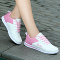 Woman casual shoes breather new 2017 waterproof zapatos mujer mixed colors massage women shoes summer ladies shoes