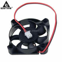GDT axial dc cooling fan 2pin 12v portable ventilator price  5010 50mm 50x50x10