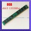 Полностью Протестировать 8 ГБ PC3-10600 DDR3-1333 240-КОНТ DDR3 1333 МГЦ Настольных Памяти 8 г ddr3 1333 RAM desktop 240-pin DIMM памяти Бесплатная доставка