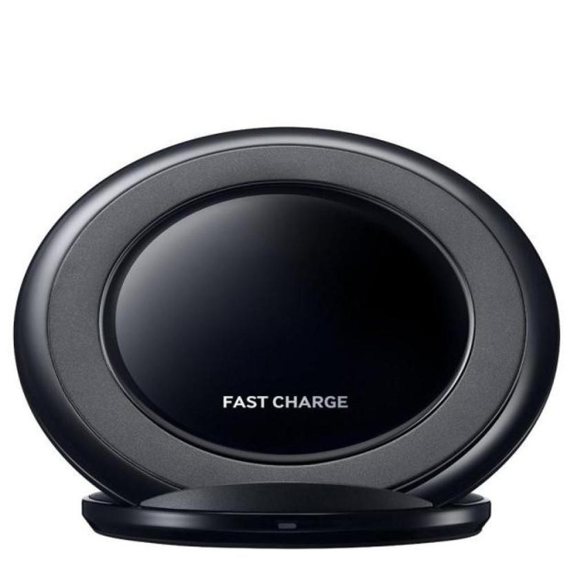 HL 2018 Fast Charge Qi Wireless Charging Stand Dock for Samsung Galaxy Note 8/S8 / S8 Plus drop shipping sep25