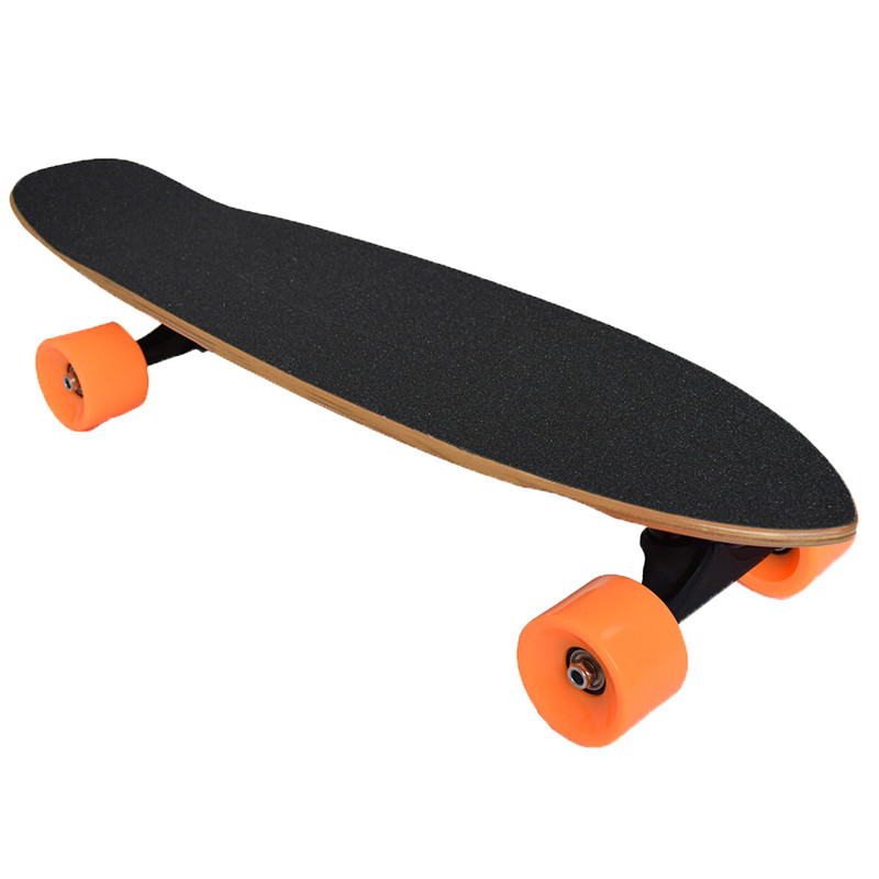 Electric Hoverboard Skateboard Boosted Bluetooth wireless Control Maple Panel Rechargeable Long board 4 Wheel Skateboard