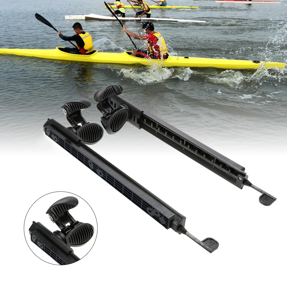 A Set of Kayak Canoe Foot Brace Pegs Set Kit System Adjustable Pedals Nylon Fiber Glass Kayak AccessoriesA Set of Kayak Canoe Foot Brace Pegs Set Kit System Adjustable Pedals Nylon Fiber Glass Kayak Accessories