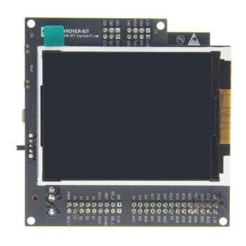 ESP-WROVER-KIT ESP32 Placa de desarrollo con módulo WiFi inalámbrico bluetooth y pantalla LCD de 3,2 pulgadas