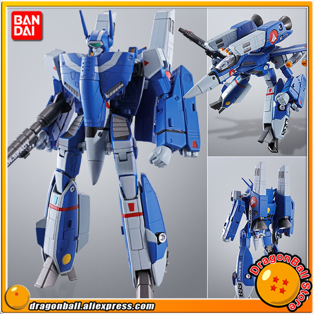 Japan Anime Macross Original BANDAI Tamashii Nations HI-METAL R Action Figure - VF-1J Super Valkyrie Maximilian Jenius Custom macross original bandai tamashii nations hi metal r action figure vf 1s valkyrie macross 35th anniversary messer color ver