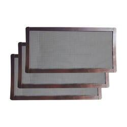Шумоподавление аксессуары для дома PC защитный магнитный, из ПВХ пылезащитный сменный Пылезащитный фильтр компьютерная сетка сетевая
