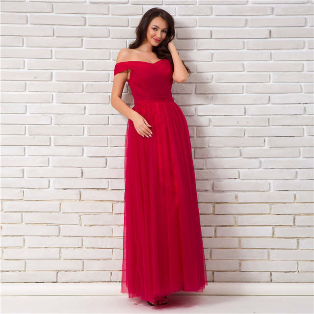 Online Shop It s Yiiya bridesmaid dresses Red Clare Pink Strapless Formal  Dresses Sex Long Customized Bridesmaid Gowns Frocks Dress YA003  7adf55faa15e