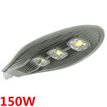 1pcs Led Street Light 30W 50W 100W 150W Outdoor Lighting Wall Led Road Streetlight Waterproof COB Led Lights CE ROHS 210w bridgelux led street lights ip67 main road lighting highway lighting elevated road and bridge lighting ce rohs 85 265v