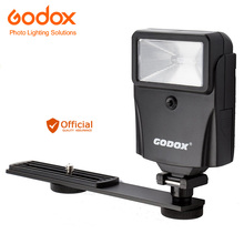 Godox CF-18 Slave Flash Speedlite Hot Shoe Bracket Mount for Canon Nikon D60 D700 D300 D5000 Sony Olympus Panasonic DSLR Camera(China)