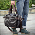 new 2017 men travel bags leather business travel leisure bag men messenger bags  handbags bolsas femininas