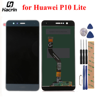 Huawei P10 Lite LCD Display Touch Screen Digitizer Replacement LCD Screen For Huawei P10 Lite WAS