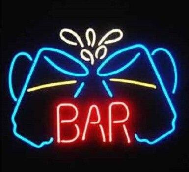 Beer Bar Glass Neon Light Sign Beer BarBeer Bar Glass Neon Light Sign Beer Bar