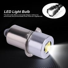Taschenlampen Taschenlampe P 13,5 S Hohe Helle LED Notfall Arbeit Licht LED Taschenlampe Birne Ersatz Birne Taschenlampen 5W 6 24V