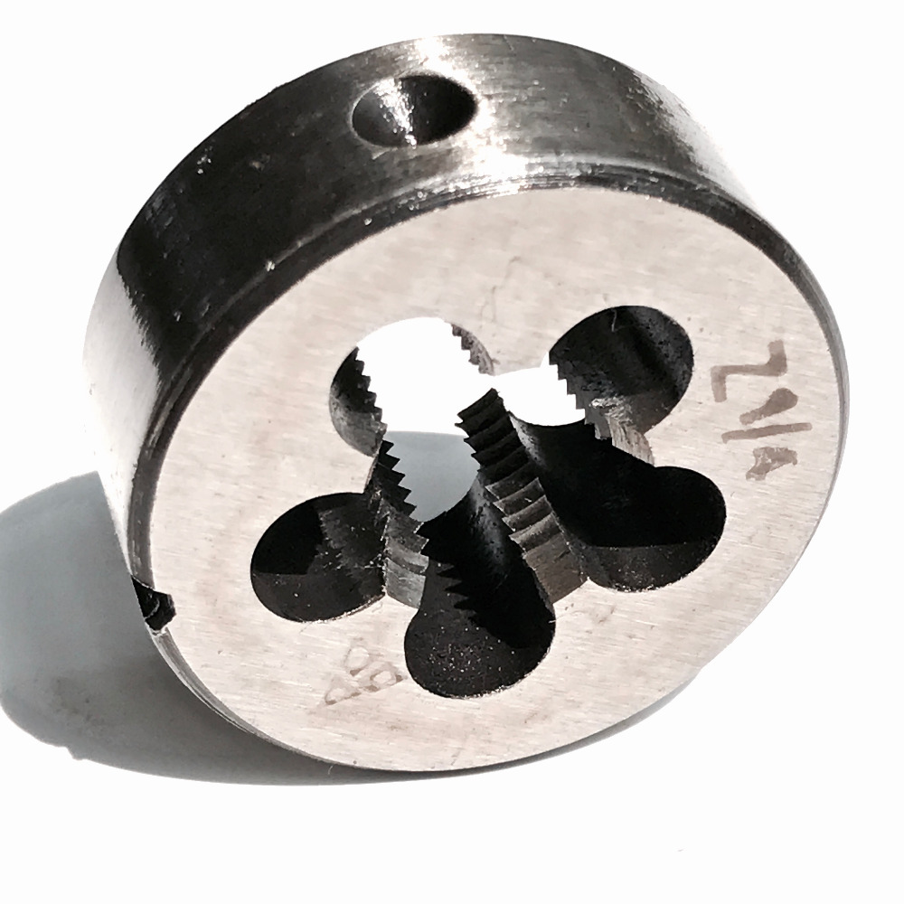 "Free shipping of 1PCS NPT Die Z1/4"" pipe threading Dies"