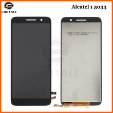 High Quality 5.0 For Alcatel 1 5033 5033D 5033Y OT5033 OT5033D LCD Display+Touch Screen Digitizer Assembly Black Color