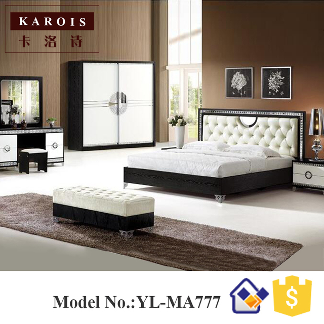Vietnam muebles de madera diseños modernos dormitorio conjunto en ...