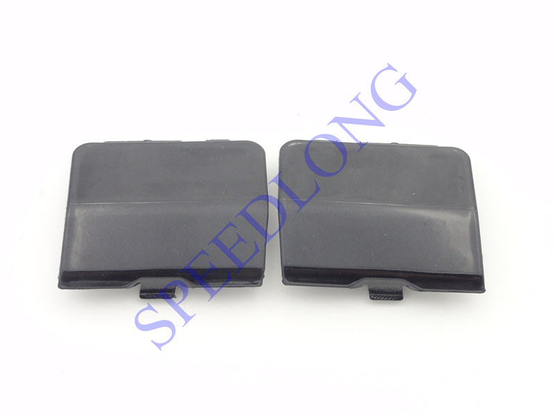 2 Pcs/Pair RH and LH <font><b>rear</b></font> <font><b>bumper</b></font> towing tow hook <font><b>cover</b></font> trailer eye caps for <font><b>MAZDA</b></font> <font><b>6</b></font> 2012-2015 image