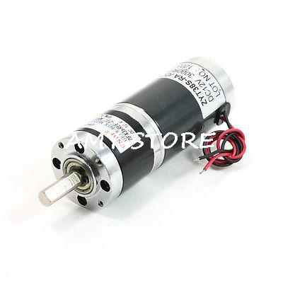 цена на 38mm Dia Cylindrical Body DC 12V 90RPM Geared Gear Box Motor Replacement