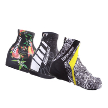 Bicycle Shoe Covers Windproof MTB Road Bike Racing Shoes Sleeves Cycling Riding