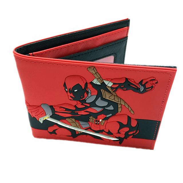Marvel Comic Deadpool PVC Wallet