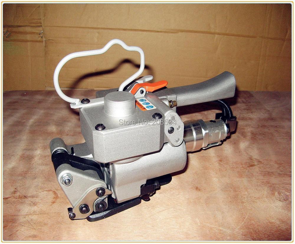 100% új XQD-25 kézi pneumatikus műanyag PP PET hevederes - Elektromos kéziszerszámok - Fénykép 4