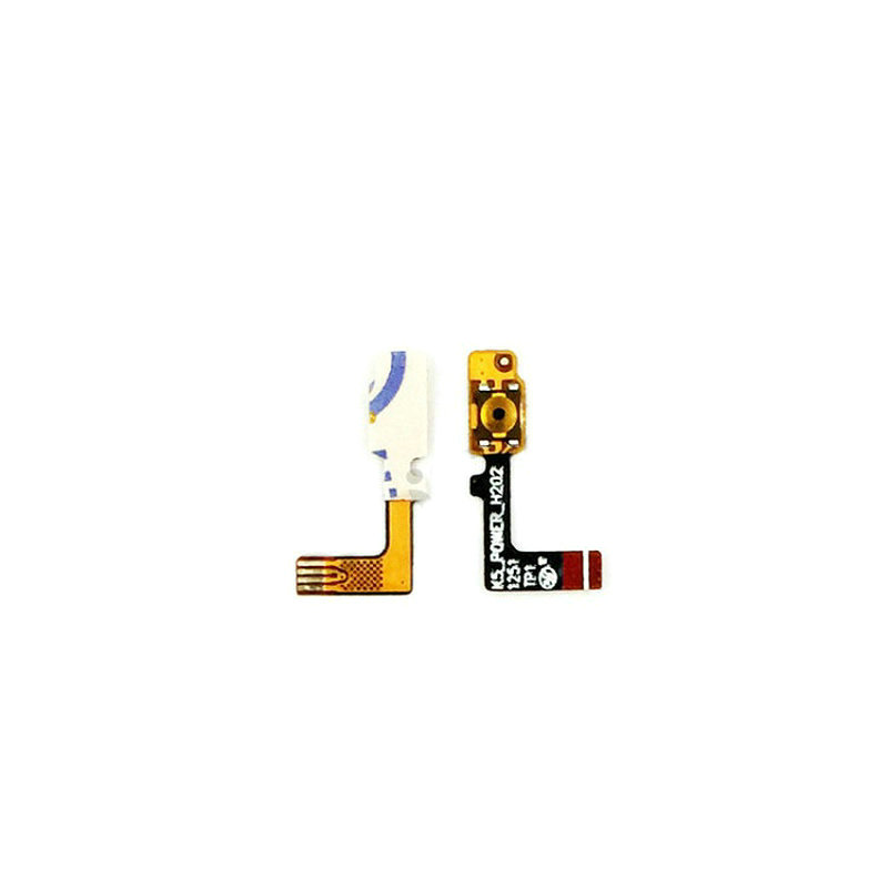 New Power On/off Button Flex Cable Replacement For Lenovo K900 Phone
