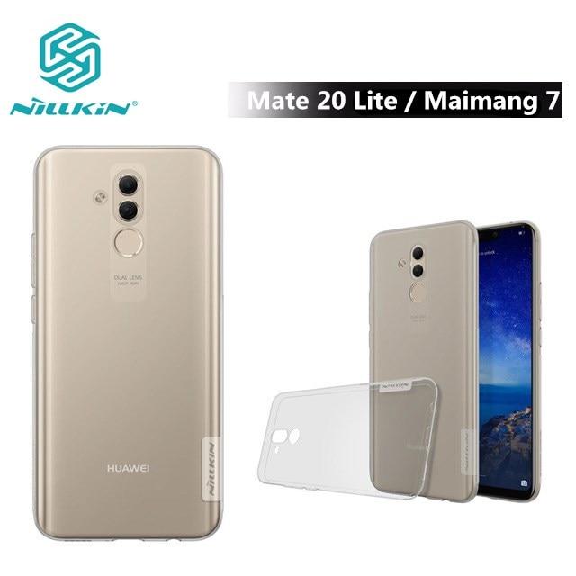 Huawei Mate 20 Lite SNE LX1 Case NILLKIN TPU Clear