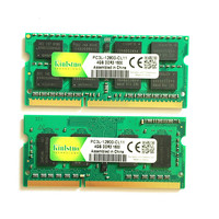 NEW Ddr3 4GB 1600 MHz PC3 12800S 2RX8 1RX8 RAM Laptop Memory DDR3 1600 4gb Original