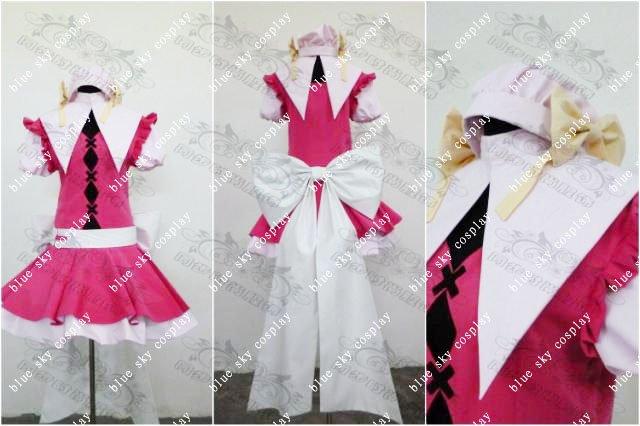 Kore wa Zombie Desu ka - Zombie Haruna Cosplay Costume Custom Any Size