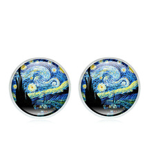 Van Gogh Earrings