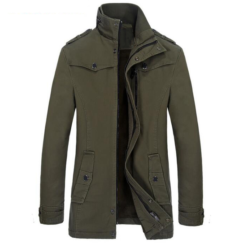 Online Get Cheap Military Trench Coats for Men -Aliexpress.com ...
