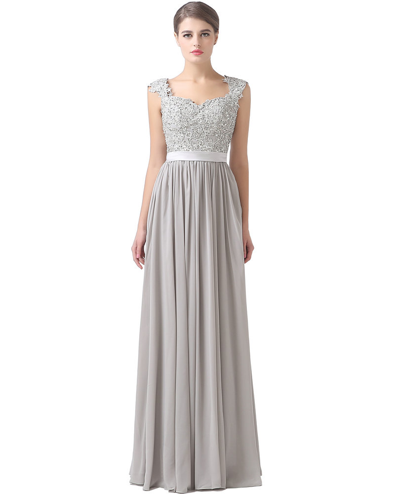 Cap sleeve lace and chiffon long bridesmaid dress 2017 vestido de cap sleeve lace and chiffon long bridesmaid dress 2017 vestido de festa wedding party dress illusion back wedding events in bridesmaid dresses from ombrellifo Image collections