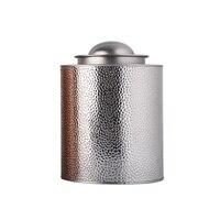 DIA 17 24 5cm New Arrival High Quality Big Tea Tin Box Food Storage Metal Box