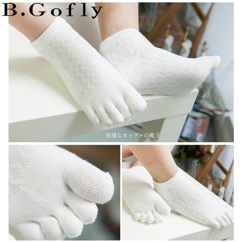 Spring Autumn Children Cotton White Black Toddler Baby Girls Cheap Stuff Toe Socks Antibacterial Kids Sport 5 Five Finger Socks