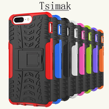 Фотография Tsimak Oneplus 5 A5000 Case One plus 5 3 3T Cover Back TPU + Plastic Armor Shockproof Phone Cases Oneplus5 / 3 3T Silicone Cover