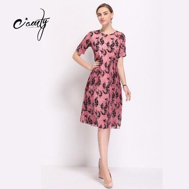Basic jurk korte mouw